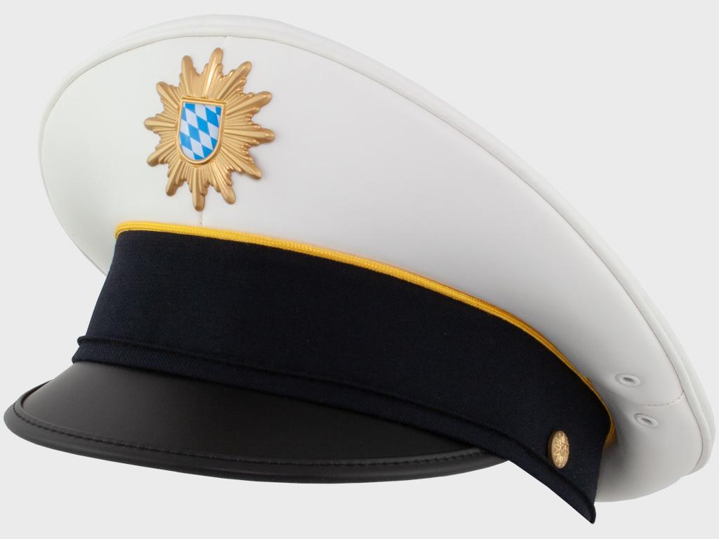 Polizeimütze Bayern